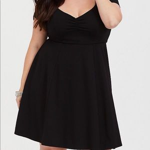 Sweetheart Skater Dress